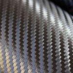 3D fekete karbon fólia matrica