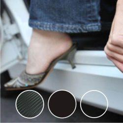 Autó küszöbvédő fólia, extra kopásálló!