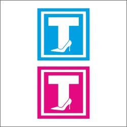 tanuló vezető mágnes matrica T cipő