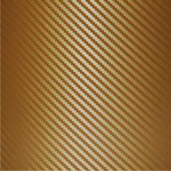 3D arany karbon fólia matt a XVII. kerületben