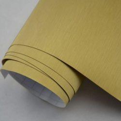 Eco arany szálhúzott fólia