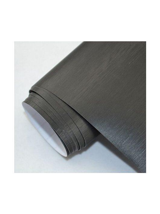 Eco fekete azálhúzott fólia