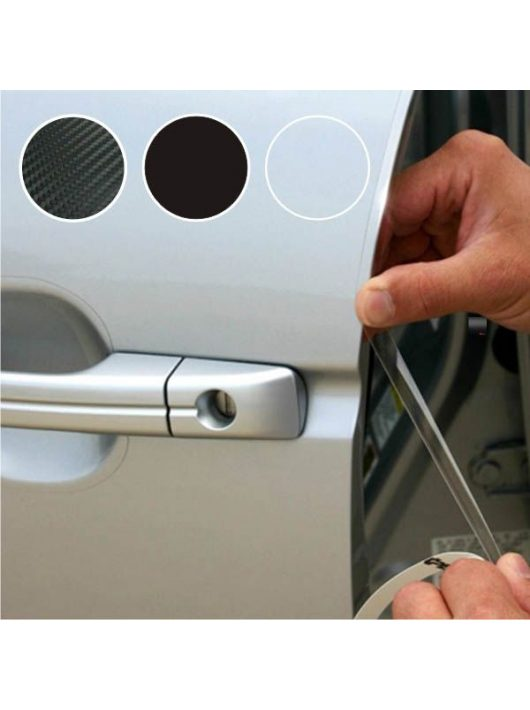 Autó ajtóélvédő fólia, védelem a karcolások ellen