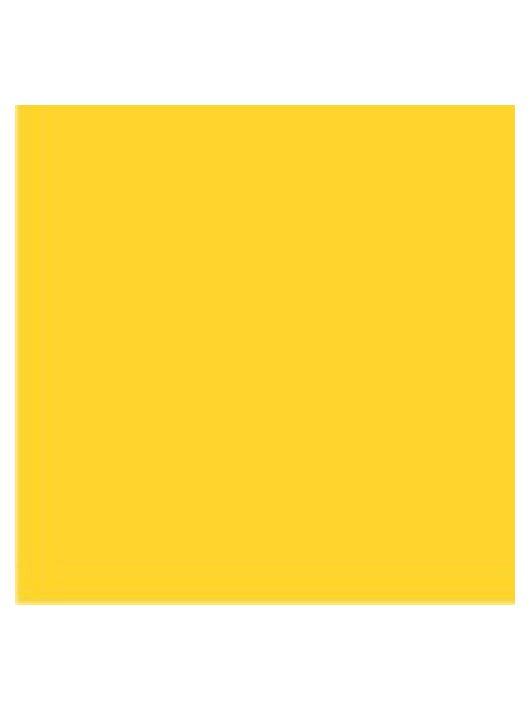 Fényvisszaverő sárga fólia