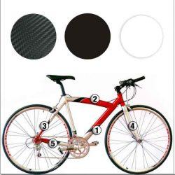 Kerékpár védő fólia,  karcvédő fólia , egyedi méretben is a XVII. kerületben
