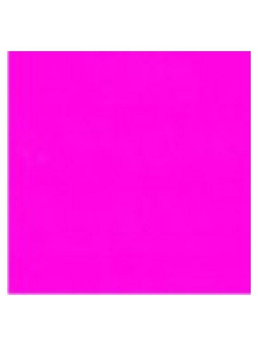 Fluor (neon) fólia - pink