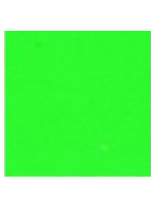 Fluor (neon) fólia - zöld