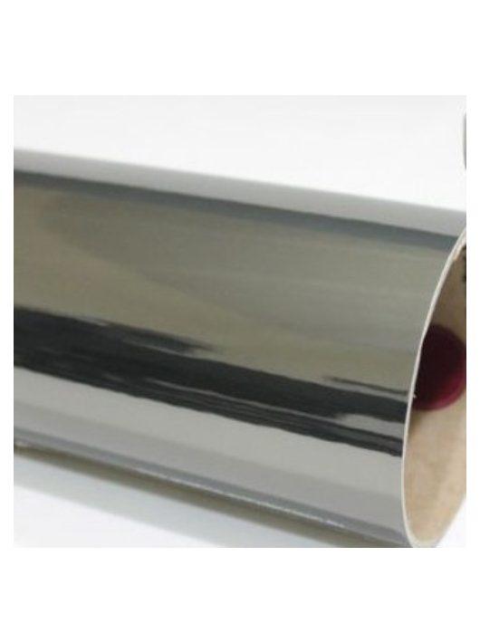 Prémium ezüst tükörkróm fólia