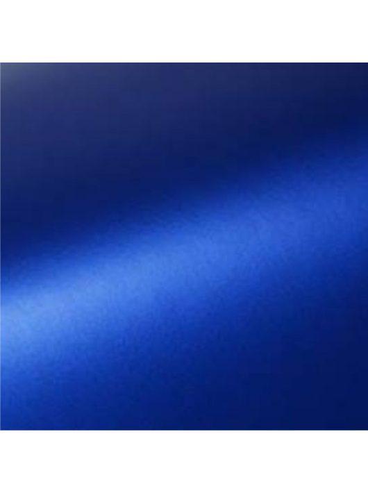Prémium matt kék króm fólia