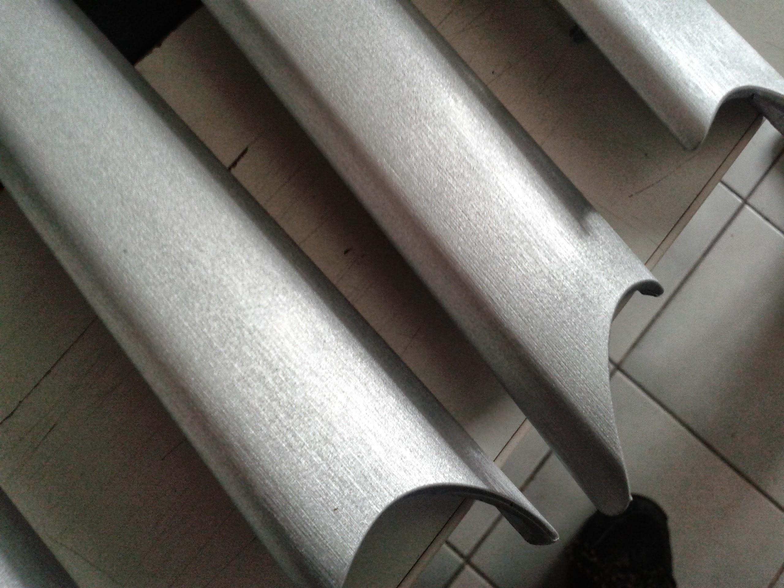 Alumínium szálhúzott dekorfóliázás